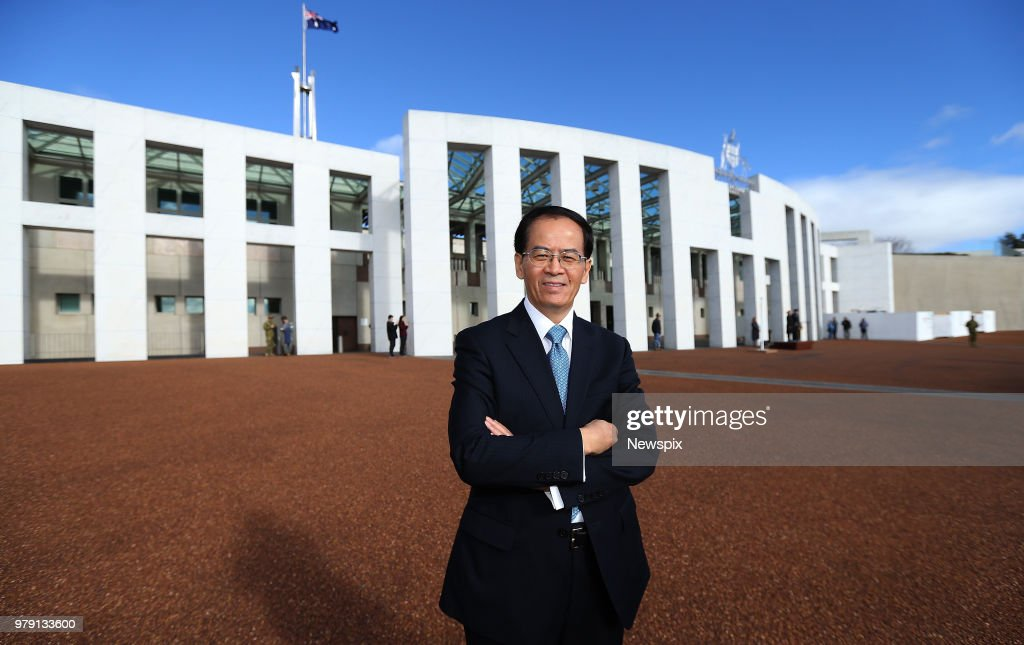 Cheng Jingye Canberra Portrait Shoot