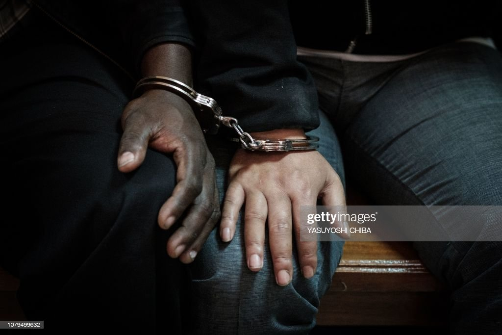 TOPSHOT-KENYA-CHINA-JUSTICE-CONSERVATION-WILDLIFE : News Photo