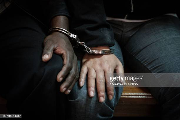 Chinese and Kenyan national, arrested on January 8 together with two other Chinese nationals for alledgedly illegally storing ivory and animal...