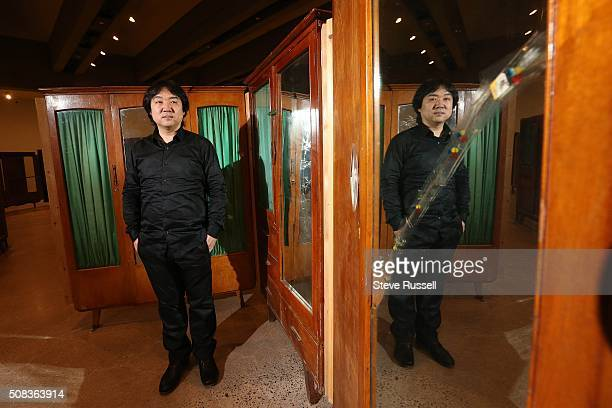 Chinese artist Song Dong, whose project Communal Courtyards opens this week at the AGO in Toronto. January 27, 2016. Song Long spent three years...