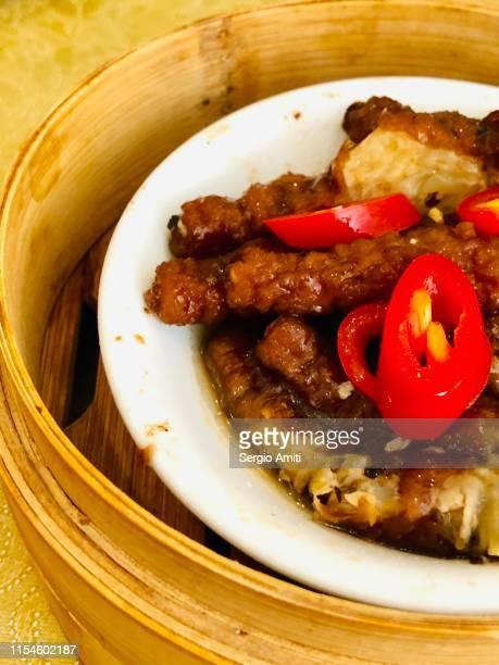 Chinese Black Bean Chicken Feet