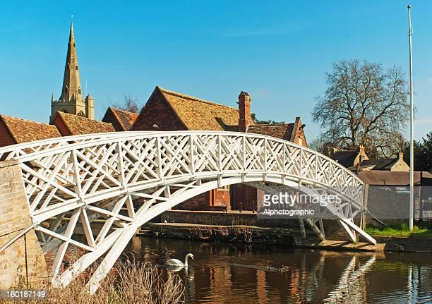 Chinese Bridge at Godmanchester, Cambridgeshire