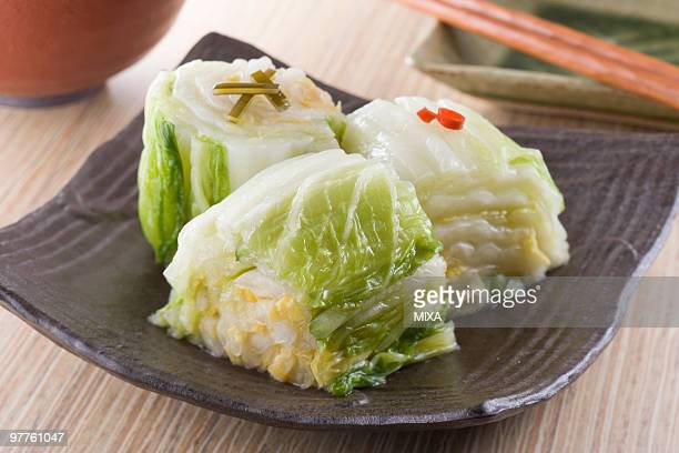 Chinese cabbage pickles