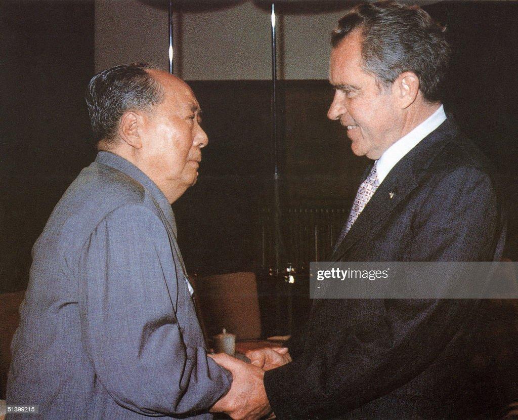 Feb 21  President Nixon Makes Historic Visit To China