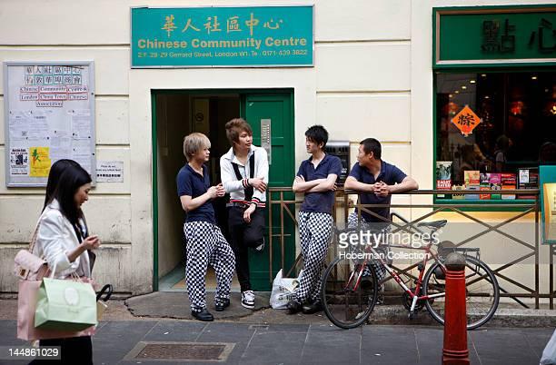 Chinese Community Centre Chinatown London