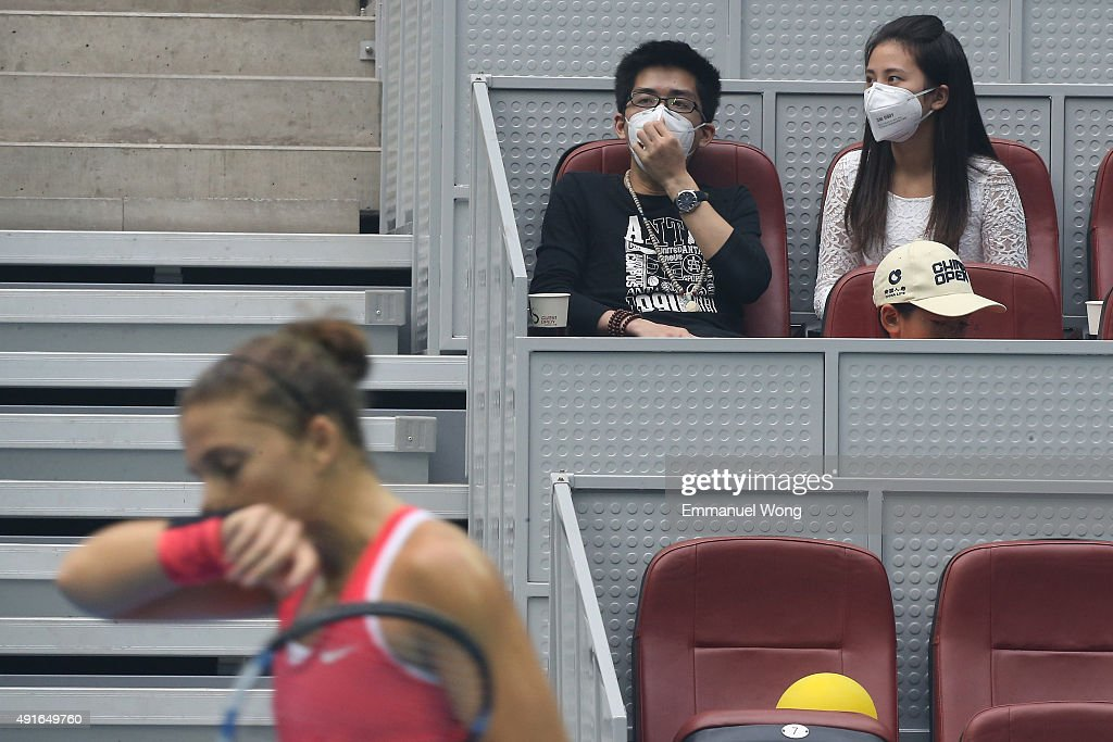 2015 China Open - Day 5 : News Photo