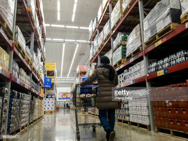 Chinese customers in a Sam's Club store At present three of the top five Sams Club stores in the world are in China Distributed in the highincome and...