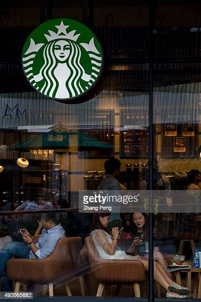 Chinese customers in Starbucks cafe China is Starbucks's fastestgrowing market expected to top 3400 stores by 2019