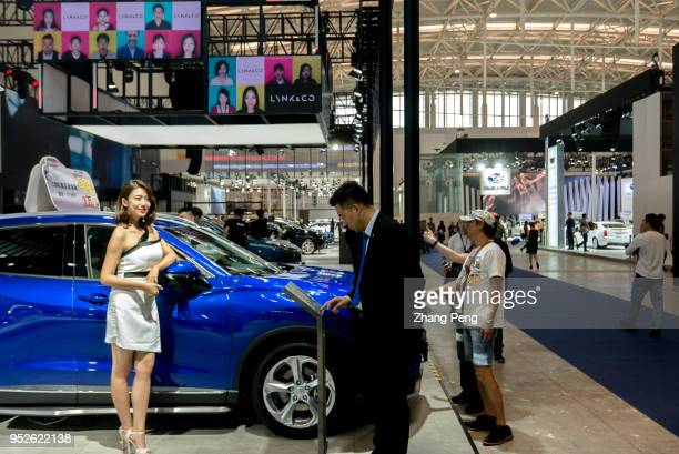 Chinese customers on the Auto Expo On April 28th the seventh China International Automobile Industry Exhibition was held in Meijiang Convention and...