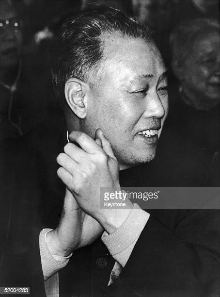 Chinese Deputy Prime Minister Zhao Ziyang in September 1980 after being named as the country's new Prime Minister Zhao remained in office until he...