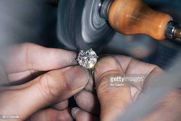 Chinese diamond industry