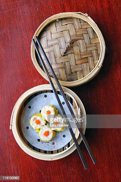 Chinese Dim Sum: Sui Mai