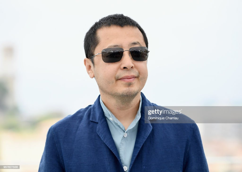 'Ash Is The Purest White (Jiang Hu Er Nv)' Photocall - The 71st Annual Cannes Film Festival : News Photo