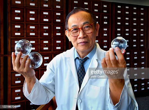 Chinese Doctor of Herbal Medicine and Acupuncture