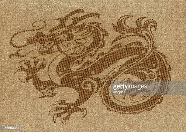 chinese dragon background - chinese dragon stock photos and pictures