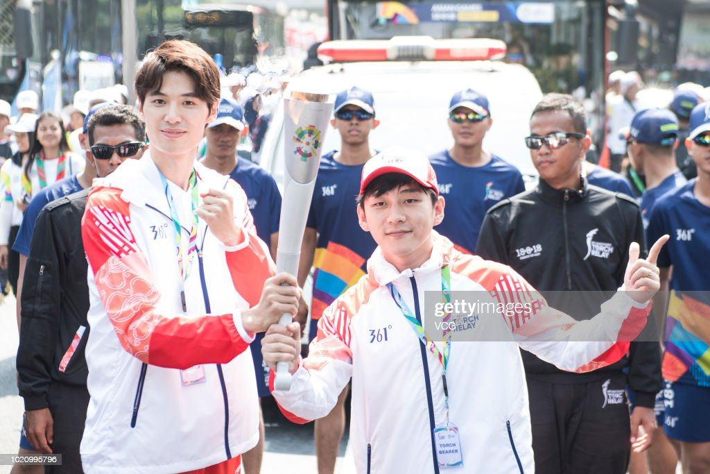 2018 Asian Games - Torch Relay