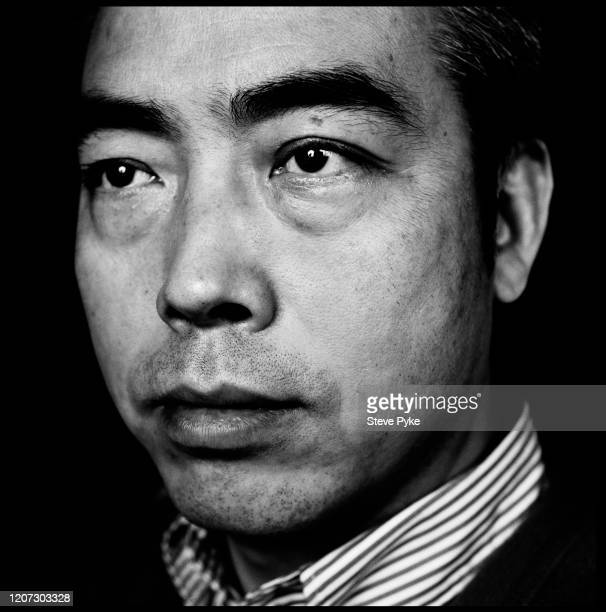 Chinese film director Chen Kaige in London, November 1993.