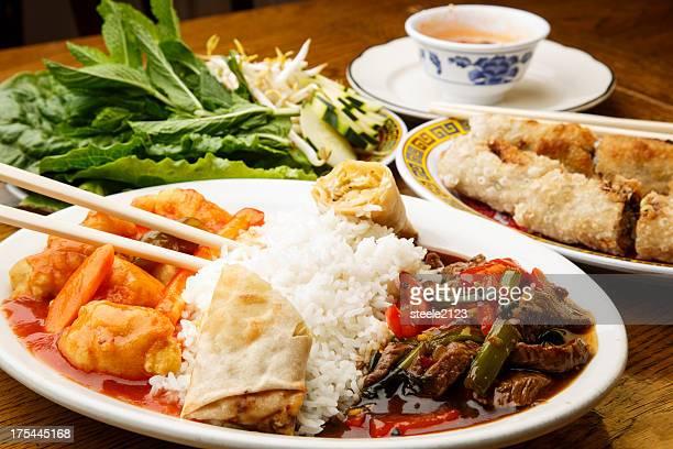中華料理のディナーシリーズ