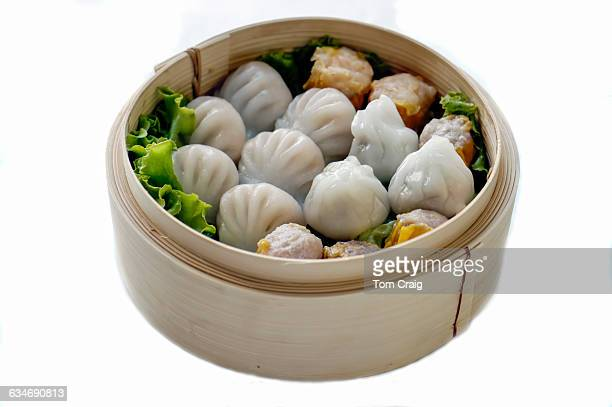 Chinese Food, Steamed Pork Dumplings