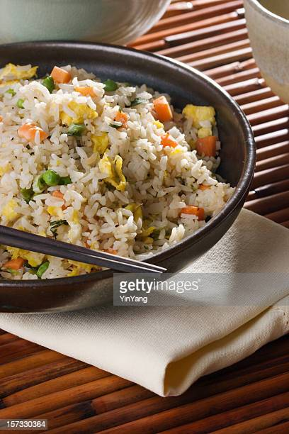 Chinese Fried Rice in Bowl Vt
