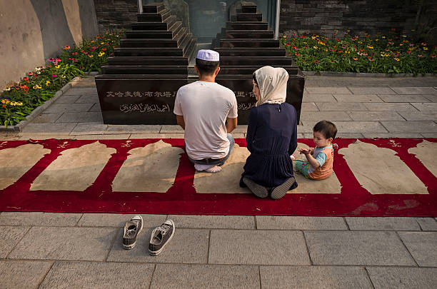 Non Muslim Perspective On The Revolution Of Imam Hussain: China's Hui Muslims Gather For Eid Prayers Photos And