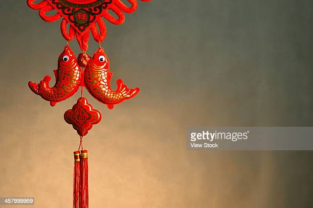chinese knot - chinese knotting stock pictures, royalty-free photos & images