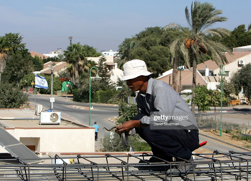 Jewish Settlers Continue Daily Life In The Gaza Strip : News Photo