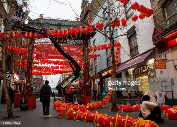 18 397 Chinese Lantern Festival Photos And Premium High Res Pictures Getty Images