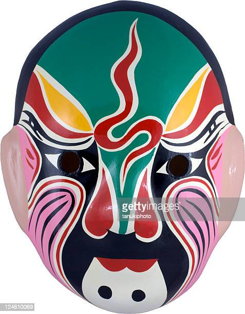 chinese mask series