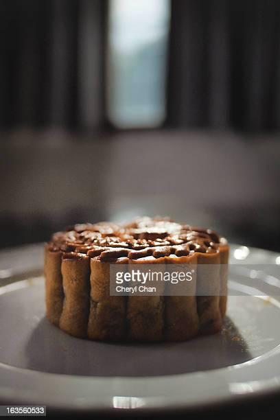 Chinese Mid-Autumn Mooncake