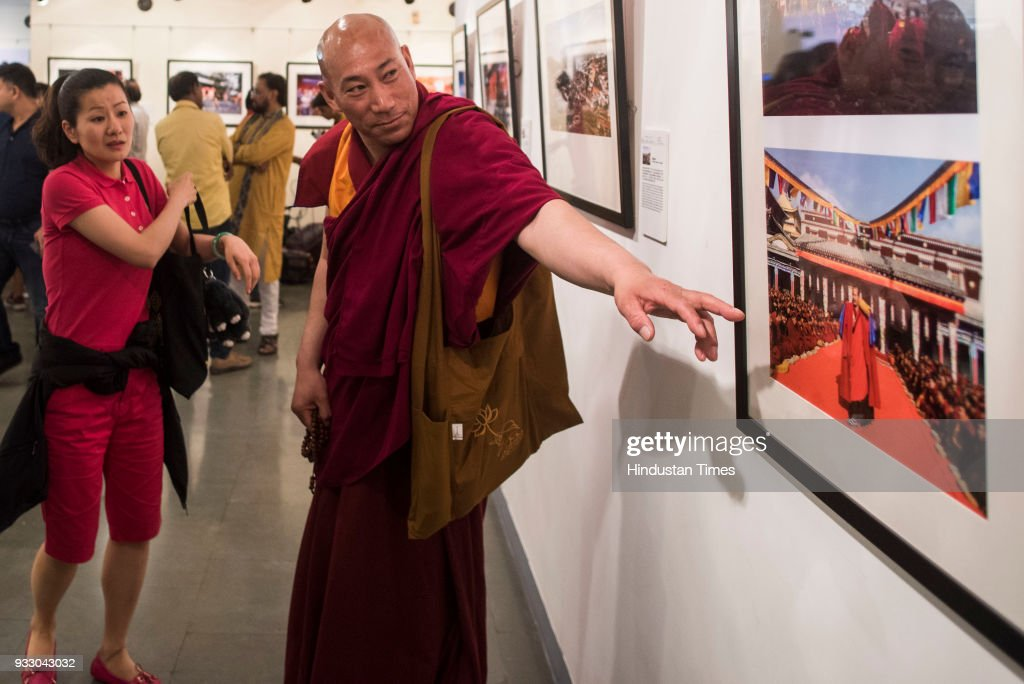 Chinese Buddhist Cultural Heritage Photo Exhibition Organised By Musician Federation Of India
