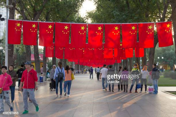 chinese national day - liyao xie stock pictures, royalty-free photos & images