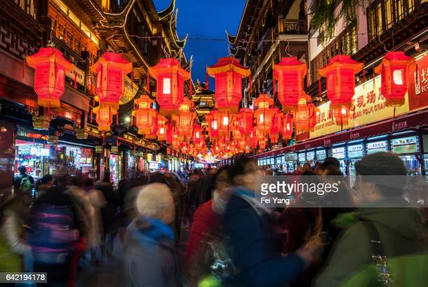 chinese new yaear - chinese lantern festival stock pictures, royalty-free photos & images