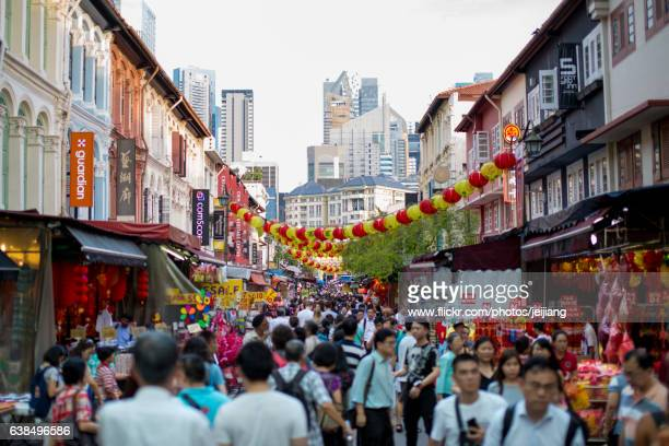 Chinese New Year 2017 in Singapore Chinatown