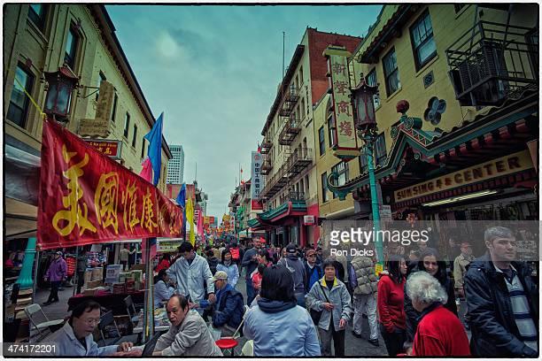 Chinese New Year celebration San Francisco Ca. 2014 Sat 2/15