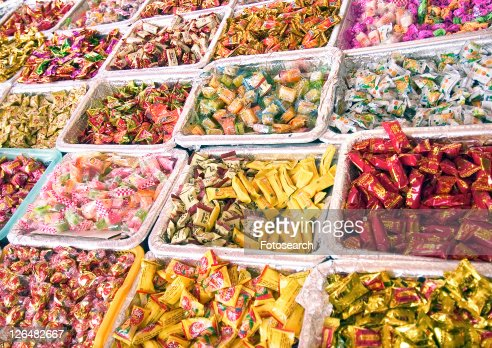chinese new year celebrations chinese culture new year business candy closeup stock photo getty images - Chinese New Year Candy