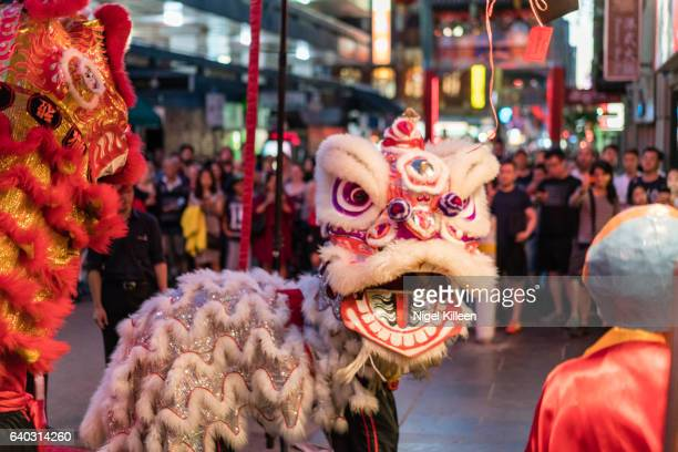 Chinese New Year, Melbourne
