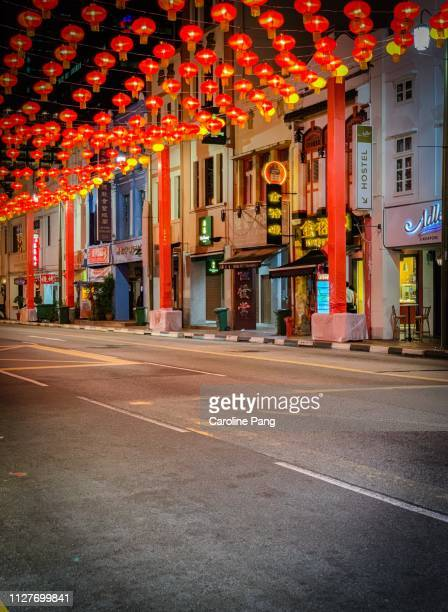 Chinese New Year Mood and Deco
