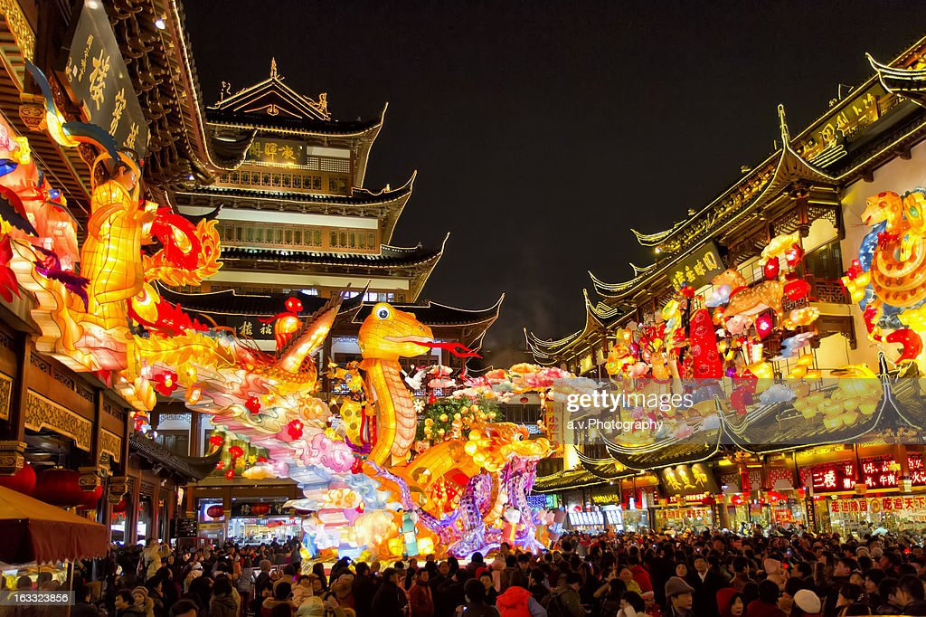 chinese new year spring festival 2013 stock photo - Chinese New Year