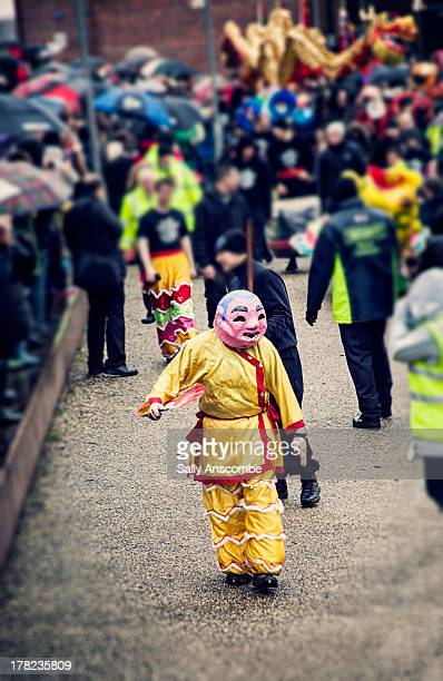 CONTENT] Chinese New Year Year of the Snake celebrations in Liverpool 2013