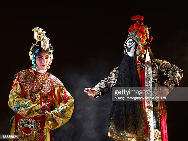 Chinese opera (Ba Wang and Yu Ji)