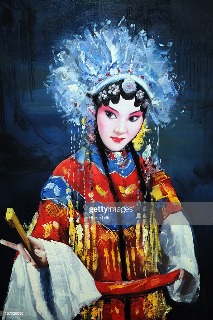 Chinese Opera - XLarge : Stock Photo