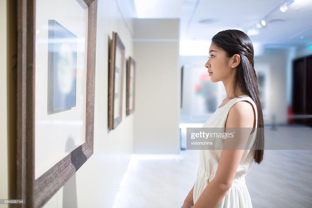 中国絵画展 : ストックフォト