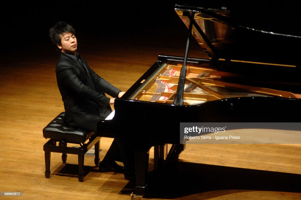 Lang Lang Performs At The Manzoni Theatre