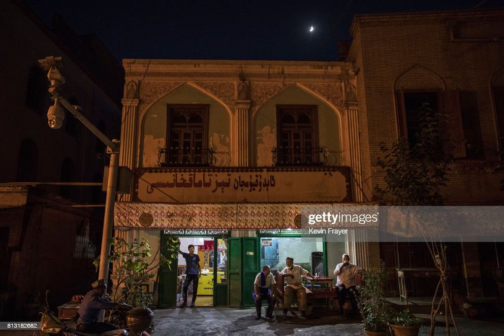 Uyghur Life Endures in Kashgar's Old City : Fotografía de noticias
