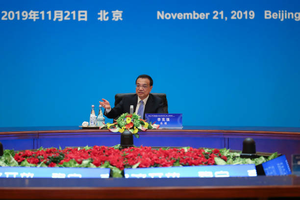 "CHN: Premier Li Keqiang Hosts Fourth ""1+6"" Round Table Dialogue"