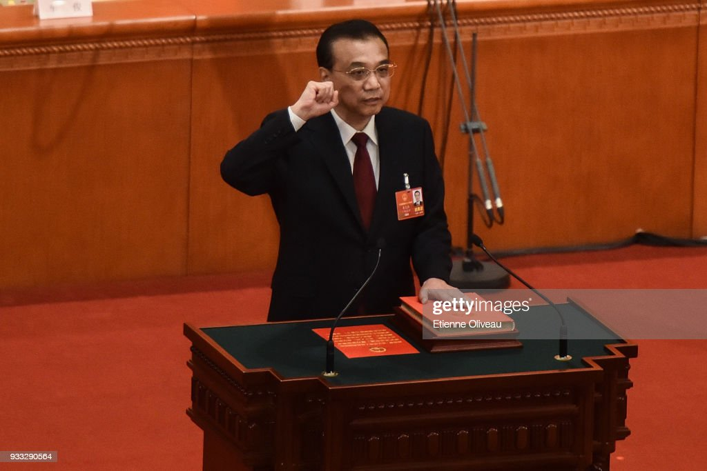 China's National People's Congress  - Sixth Plenary Meeting