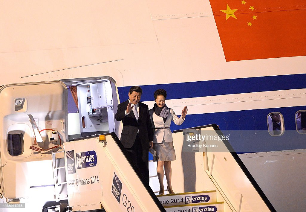 World Leaders Arrive For G20 Summit