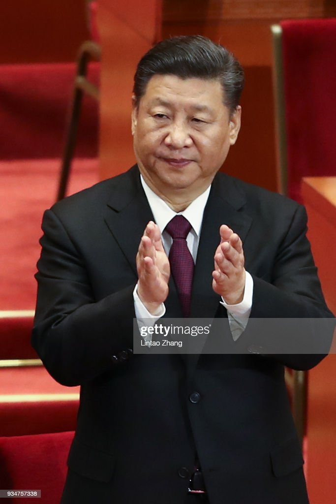 China's National People's Congress  - Closing Ceremony