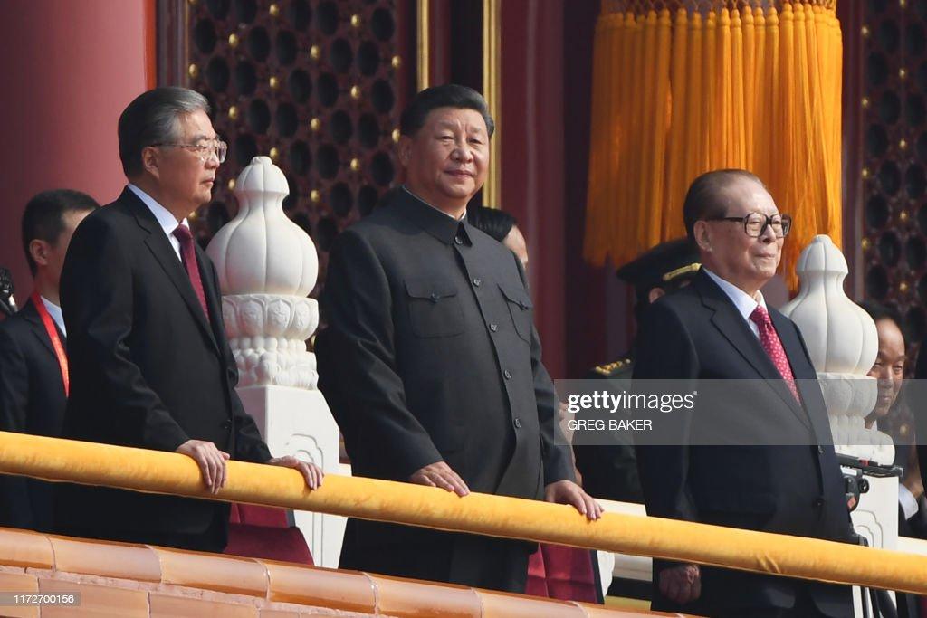 CHINA-POLITICS-ANNIVERSARY : Fotografía de noticias